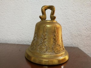 Campana de bronce para timbre