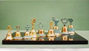 Campanas de mesa