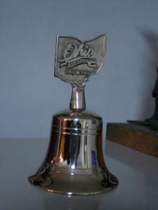 Campana de bronce personalizada