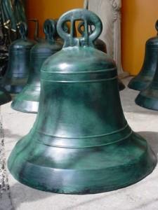 campana de bronce