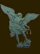 Relieve Arcangel San Miguel